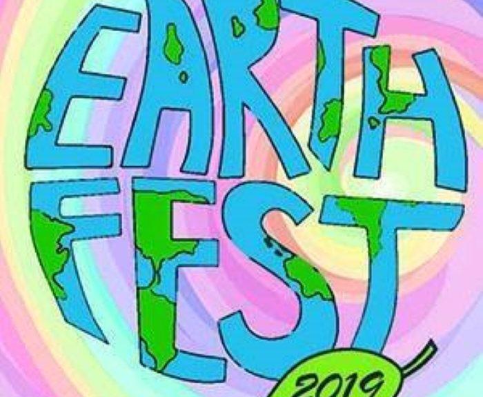 Earth Fest 2019 logo