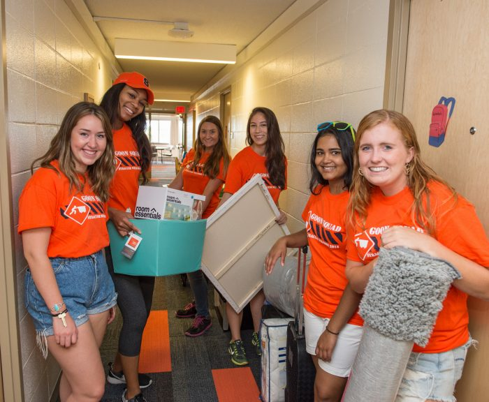 Syracuse Welcome 2015 Moving In Goon Squad
