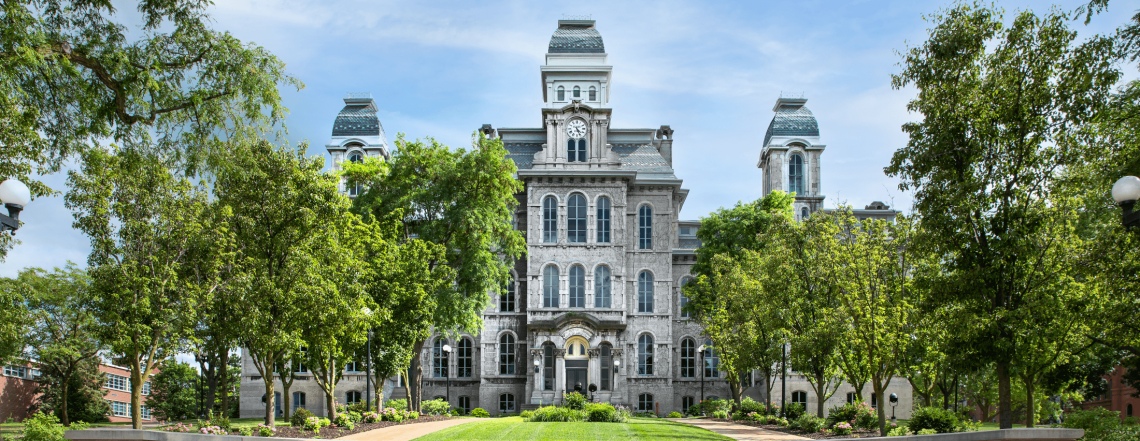 A First-Year Guide to Syracuse University