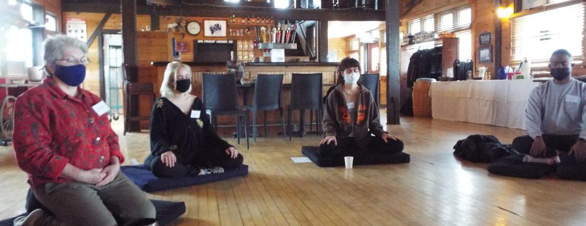 Feeling lost? Buddhist chaplain JoAnn Cooke can help.