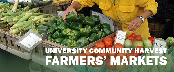 University Community Harvest Farmers' Market – Syracuse University News