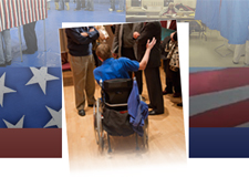 Disabilities voter gap