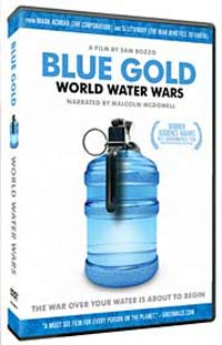 "blue gold world water wars essay Apes- ""blue gold: water wars the world bank used privatization of water as a condition of need in third world countries 15 water companies are accountable to."