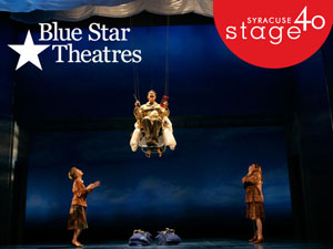 Syracuse Stage Blue Star Theatres Program Offers Discount and
