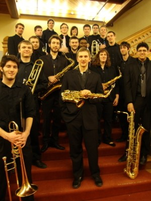 Morton Schiff Jazz Ensemble