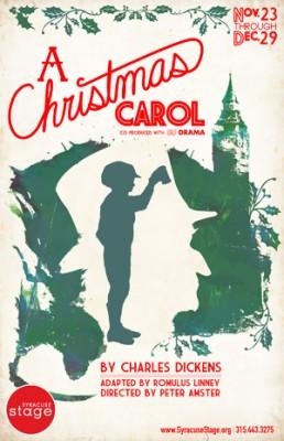 Christmas Carol PosterPress