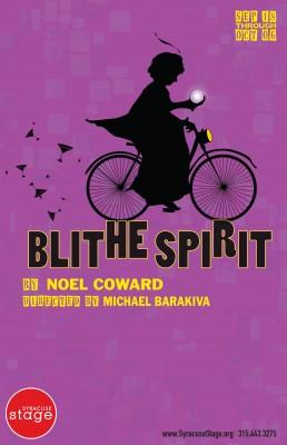 Blithe Spirit PosterPress
