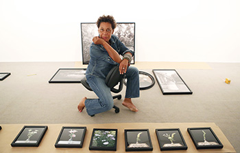 Carrie Mae Weems