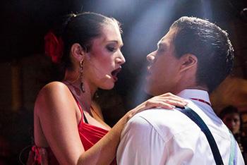 """Soprano Catalina Cuervo in Syracuse  Opera's  """"María de Buenos Aires"""""""