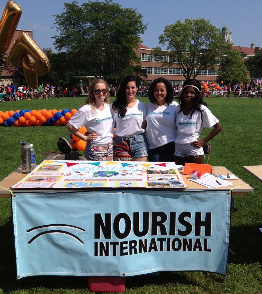 Nourish Involvement Fair 1