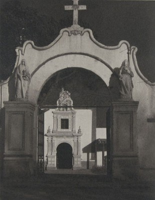 """Church, Cuapiaxtla,"" 1933"