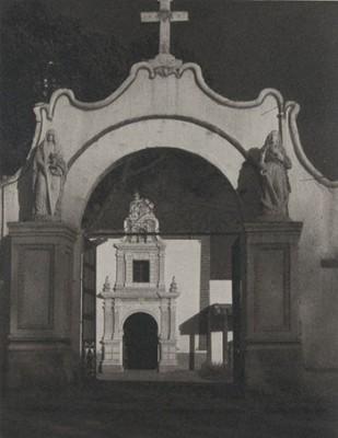 """Church, Cuapiaxtla,"" 1933"