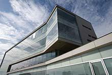 The Syracuse CoE building