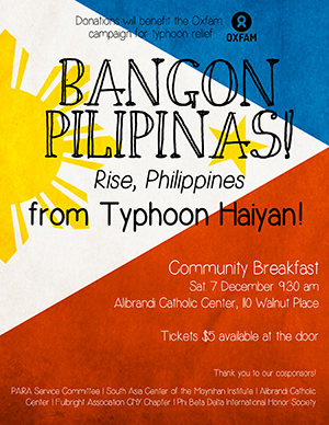 BangonPH Poster Breakfast - no booth