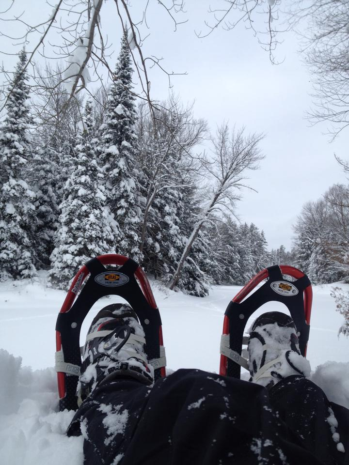 Photo provided by Recreation Services' Outdoor Education Program