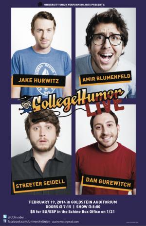 CollegeHumor Poster