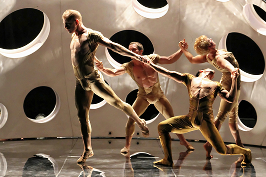 Diavolo Dance Theater will perform in Syracuse.