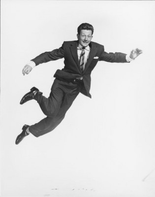 Actor/dancer Donald O'Connor