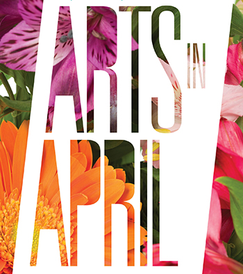 SU VPA Arts in April_Postcard_01