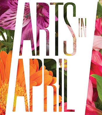 SU VPA Arts in April_Postcard_01