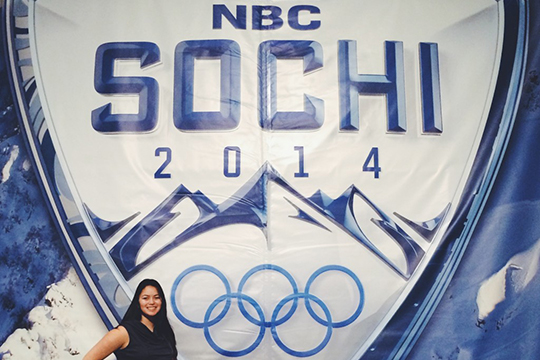 NBC Interns Make the Most Out of Their Sochi Olympics