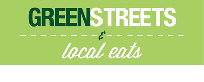 green streets and local eats