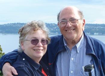 George and Rita Goldberg
