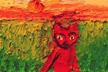 "A still from ""Sunset Donut"" by Yui Kugimiya"