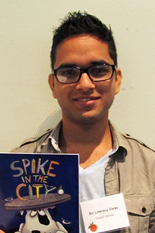 Syracuse University Literacy Corp volunteer Totadri Dhimal '15