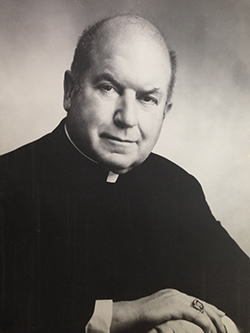 Father Charles Borgognoni