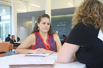 Students will be able to complete the new master's degree programs for teachers in grades 7-12 in 12-16 months.