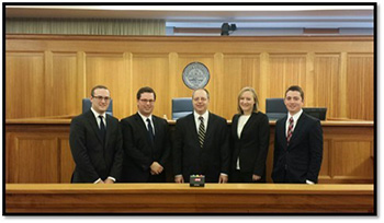 The 2014 Appellate Team