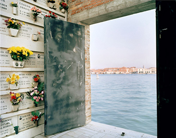 "Sayler/Morris, ""Rising Sea Level XV: Venice, Italy, 2006"""