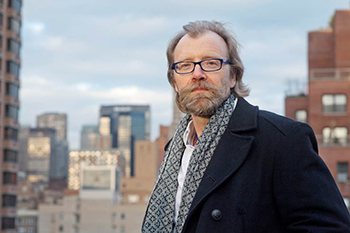 George Saunders (Photo by Tim Knox)