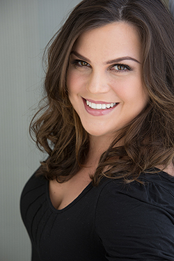 A headshot of Katie Weiser