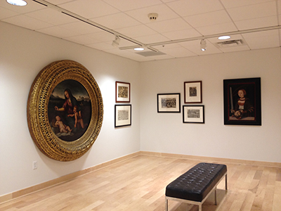 15th and 16th Century Art in the Permanent Collection Galleries