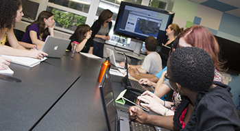 The Expect More Scholarship program will offer graduate students in library science an enriched experience.