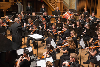 Syracuse University Symphony Orchestra