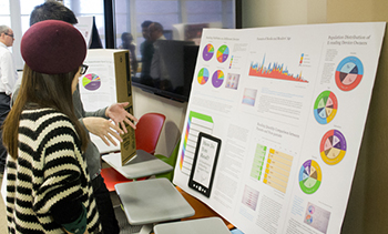 The data visualization seminar will provide attendees insights into the evolution of data visualization and design techniques to enhance visualization displays.