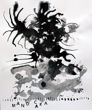 """Mano Cara,"" Eduardo Lalo, 2014"
