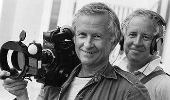 The Maysles brothers (Al on the left)