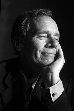 David Carr (Photo by Chester Higgins Jr./The New York Times
