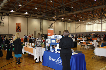 A previous Health and Wellness Expo
