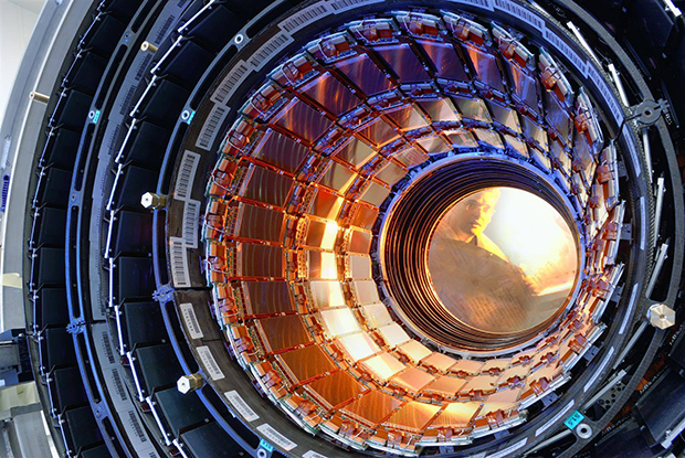 CERN, the European Organization for Nuclear Research, which houses the Large Hadron Collider