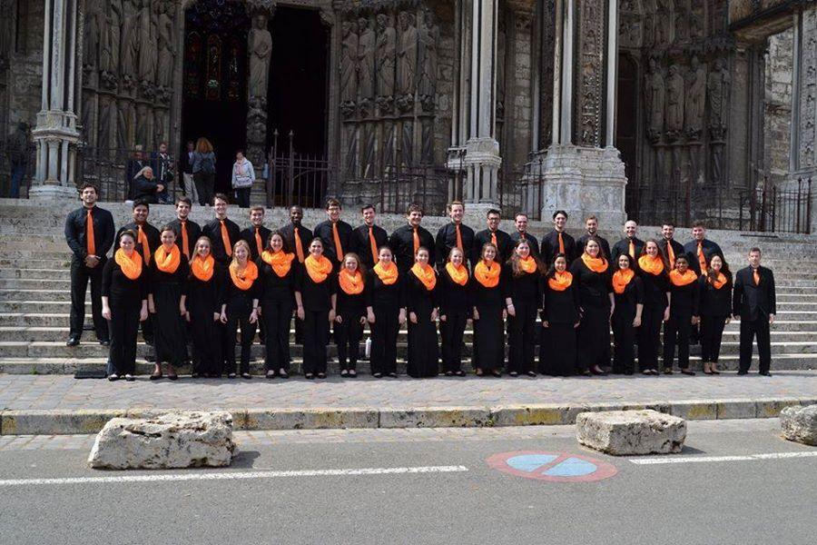 Florilege.University Singers