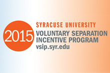 University Offers Voluntary Separation Incentive Program for