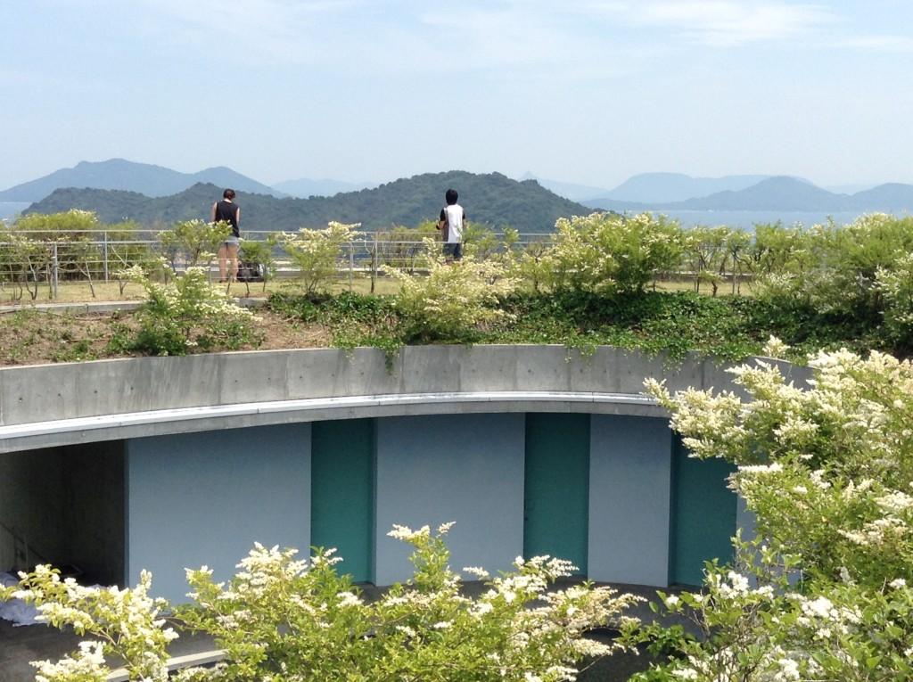 Naoshima hotel_ando2