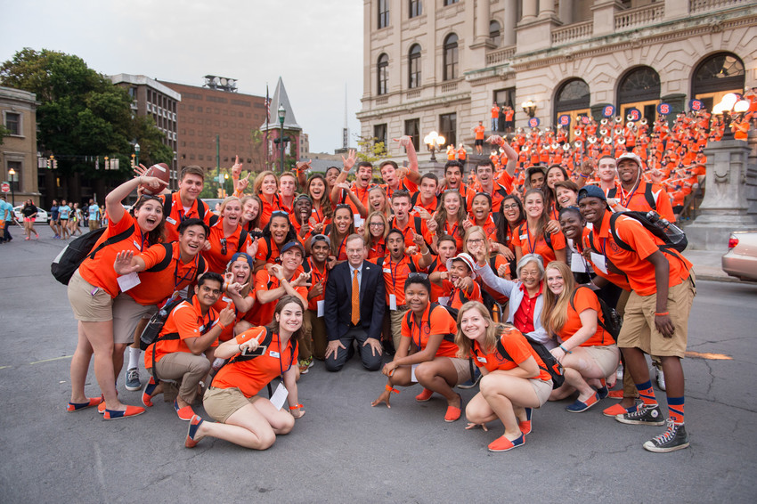 Syracuse Welcome 2015 Citrus In The City