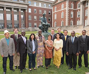 The new Humphrey Fellows