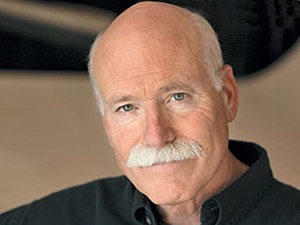 Tobias Wolff (Photo by Elena Seibert, courtesy of Stanford University)